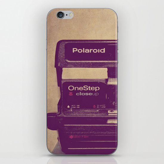 Retro Love iPhone & iPod Skin