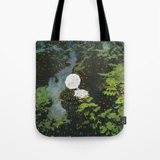 SEEING SOUNDS Tote Bag