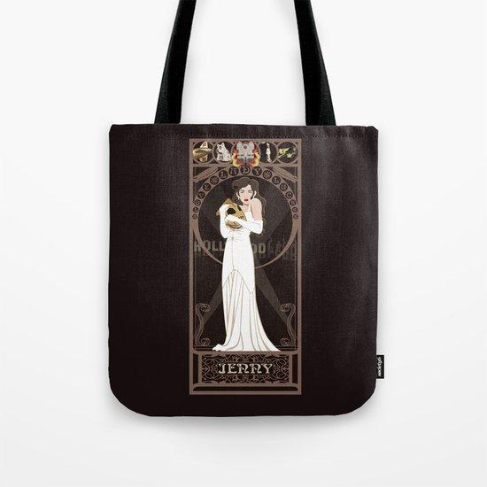 Jenny Nouveau - The Rocketeer Tote Bag