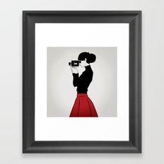 PRINT Nº027 Framed Art Print
