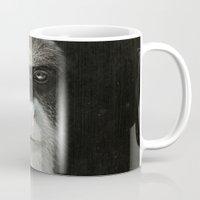 Debrazza's Monkey Square Mug