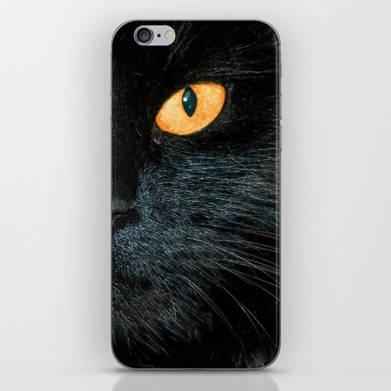 BLACK MAGIC iPhone & iPod Skin