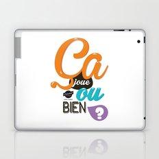 Ca joue ou bien ? Laptop & iPad Skin