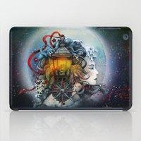 Amid The Breakers iPad Case