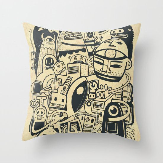 Big Throw Pillow