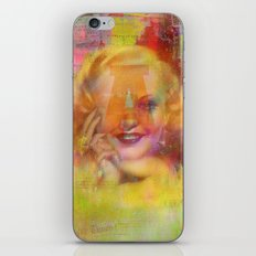 Come listen to a beautiful lie  iPhone & iPod Skin