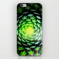 Fat plant iPhone & iPod Skin