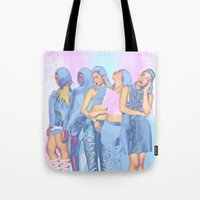 Fifth 4 Tote Bag
