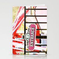 On The Way To Fun Stationery Cards