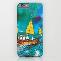 Come And Sail With Me Th… iPhone 6 Slim Case