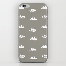 White Mountains iPhone & iPod Skin