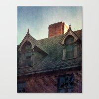 The Ward Canvas Print