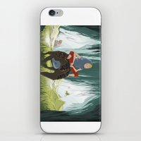 Henon iPhone & iPod Skin