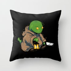 Tonberry2 Throw Pillow
