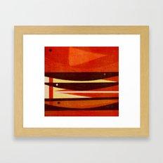 Needlefish  Framed Art Print