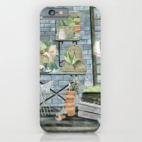 iPhone & iPod Case featuring Garden Theme by Yuliya