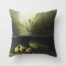 Forever lost Throw Pillow