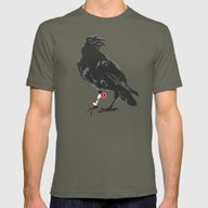 You've Got A Raven Mens Fitted Tee Lieutenant SMALL