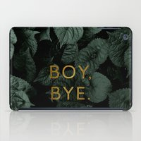 Boy, Bye - Vertical iPad Case