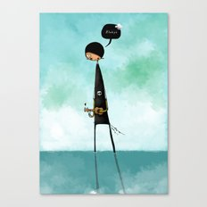 Always Canvas Print