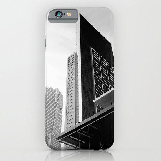 City Buildings iPhone & iPod Case