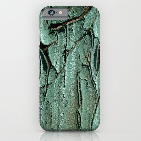 Green Rubber iPhone & iPod Case