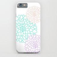 DAHLIAS iPhone 6 Slim Case