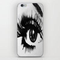 Locked inside iPhone & iPod Skin