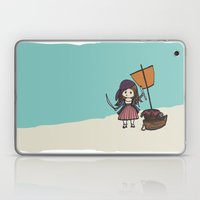 Pirate Hearts Laptop & iPad Skin