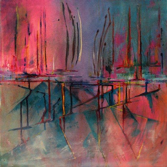 imaginary distances Art Print