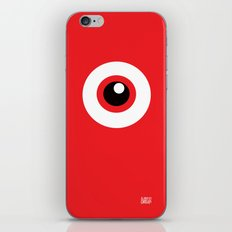 EYE SEE iPhone & iPod Skin