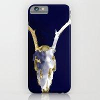 iPhone & iPod Case featuring Skull Dye by VirginiaEddie Designs