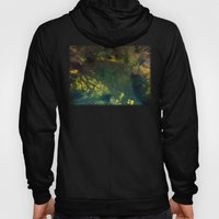 In The Deep Forest Green Hoody