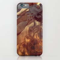 iPhone & iPod Case featuring Entropy by Dumonchelle Draws