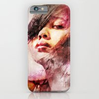 iPhone & iPod Case featuring Untitled 4 by Andre Villanueva