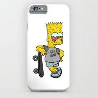 MELTING BART iPhone 6 Slim Case