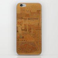Carpets iPhone & iPod Skin