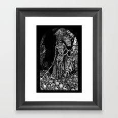 Triumph of Death I Framed Art Print