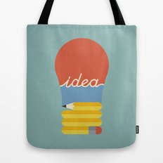 I've Got An Idea Tote Bag