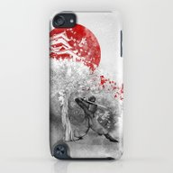 The Warrior And The Wind iPod touch Slim Case