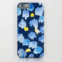 iPhone & iPod Case featuring Blue Meadow by 603 Creative Studio