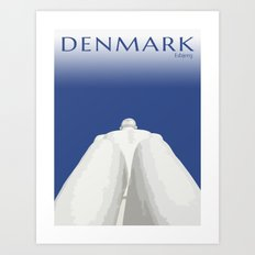 Mennesket ved Havet, Men at Sea Art Print