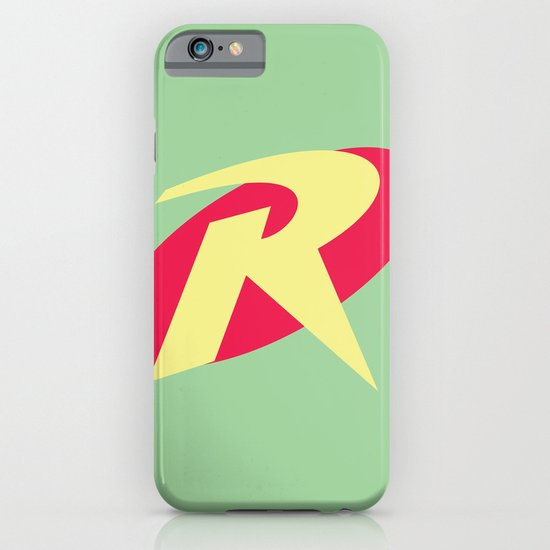Robin Pastel iPhone & iPod Case