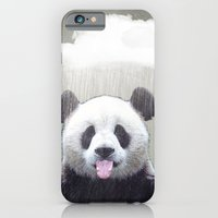 Panda Rain iPhone 6 Slim Case