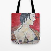 PORTRAIT OF A LADY EXPOS… Tote Bag