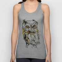 Little Screech Unisex Tank Top