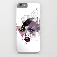 iPhone & iPod Case featuring girl proud by Gabriele Omar Lakhal