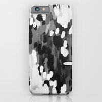 No. 68 Modern Abstract Painting iPhone 6 Slim Case