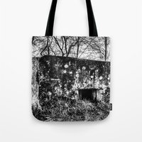 The Haunted Bunker Tote Bag