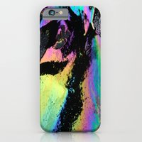 Water and Oil iPhone 6 Slim Case